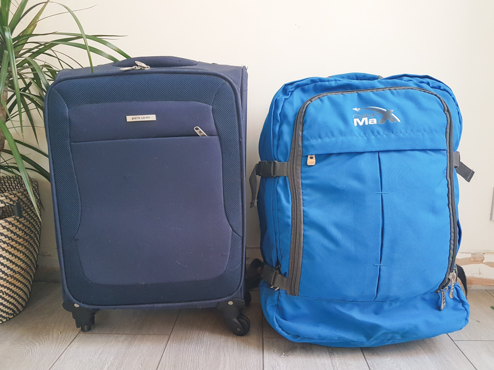 detailed images nice cheap to buy Cabin Suitcase vs Cabin Backpack - Which Hand Luggage is Best ...
