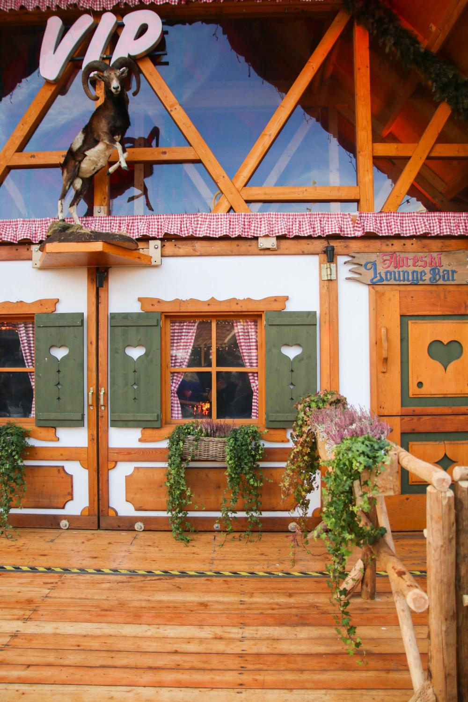 Winter Wonderland London Bavarian Village