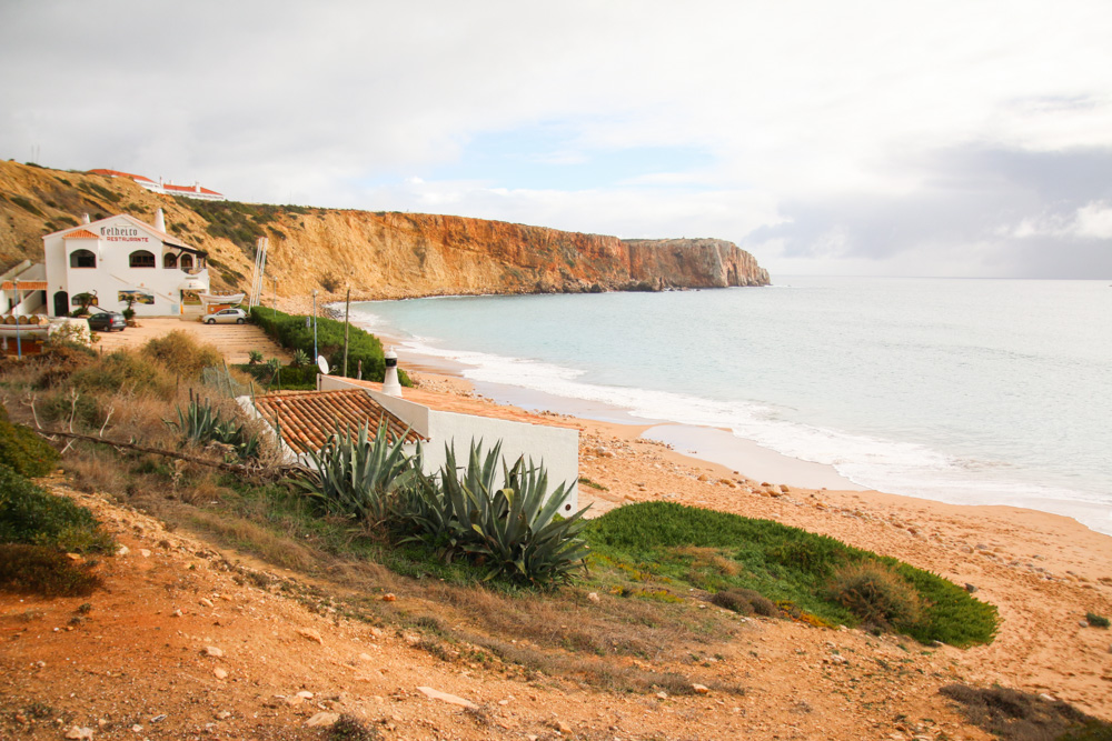 Sagres Beach, The Algarve, Portugal