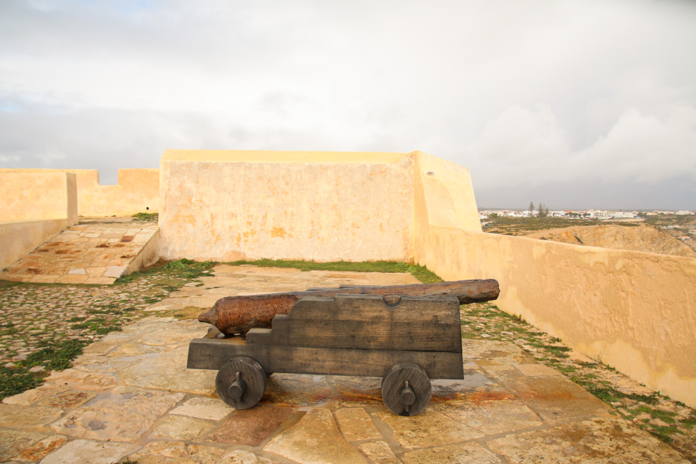Sagress Fortress, The Algarve