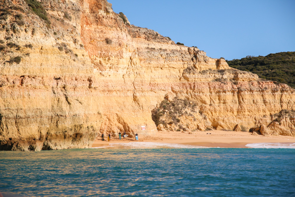 Best Algarve Beaches - Benagil Cave Boat Trip