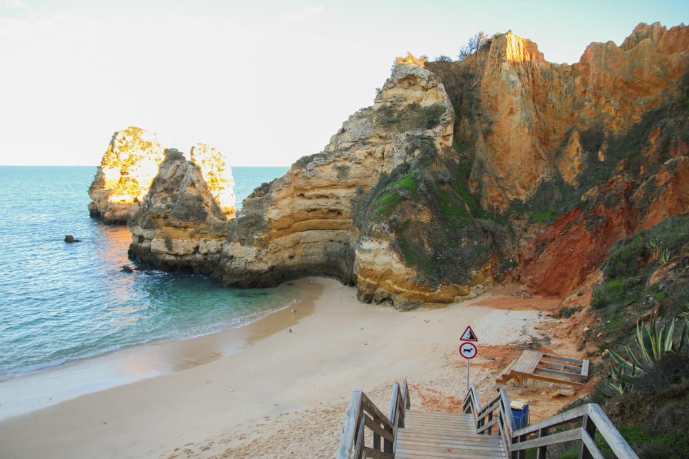 Camilo Beach, Algarve