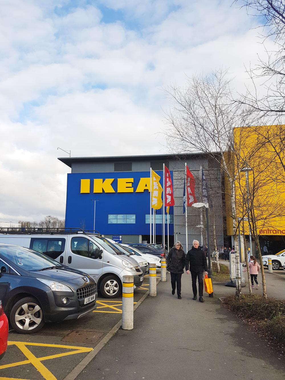 Ikea Milton Keynes