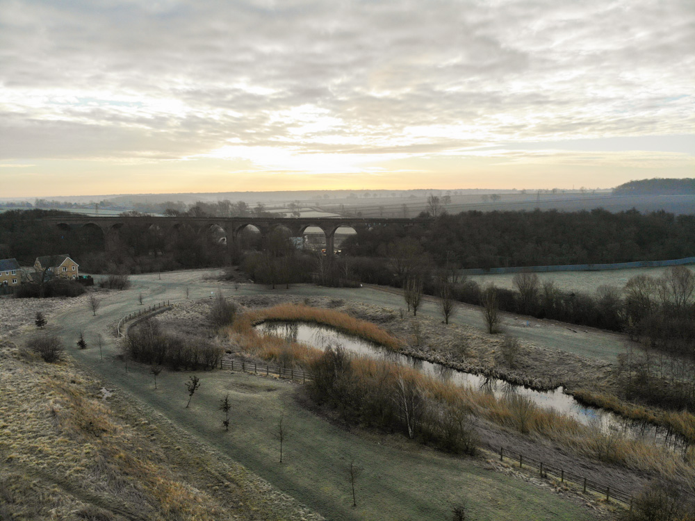 DJI Mavic Air - Northamptonsire Countryside