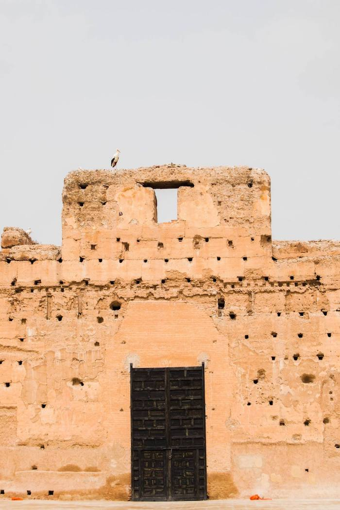 El Badi Palace - Wanderlustingk