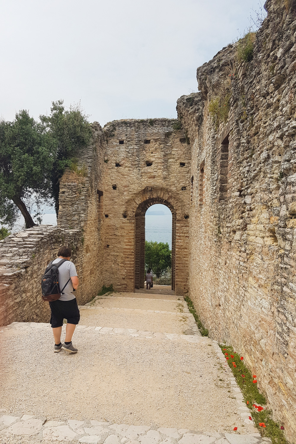 Grotte di Catullo in Sirmione, Lake Garda