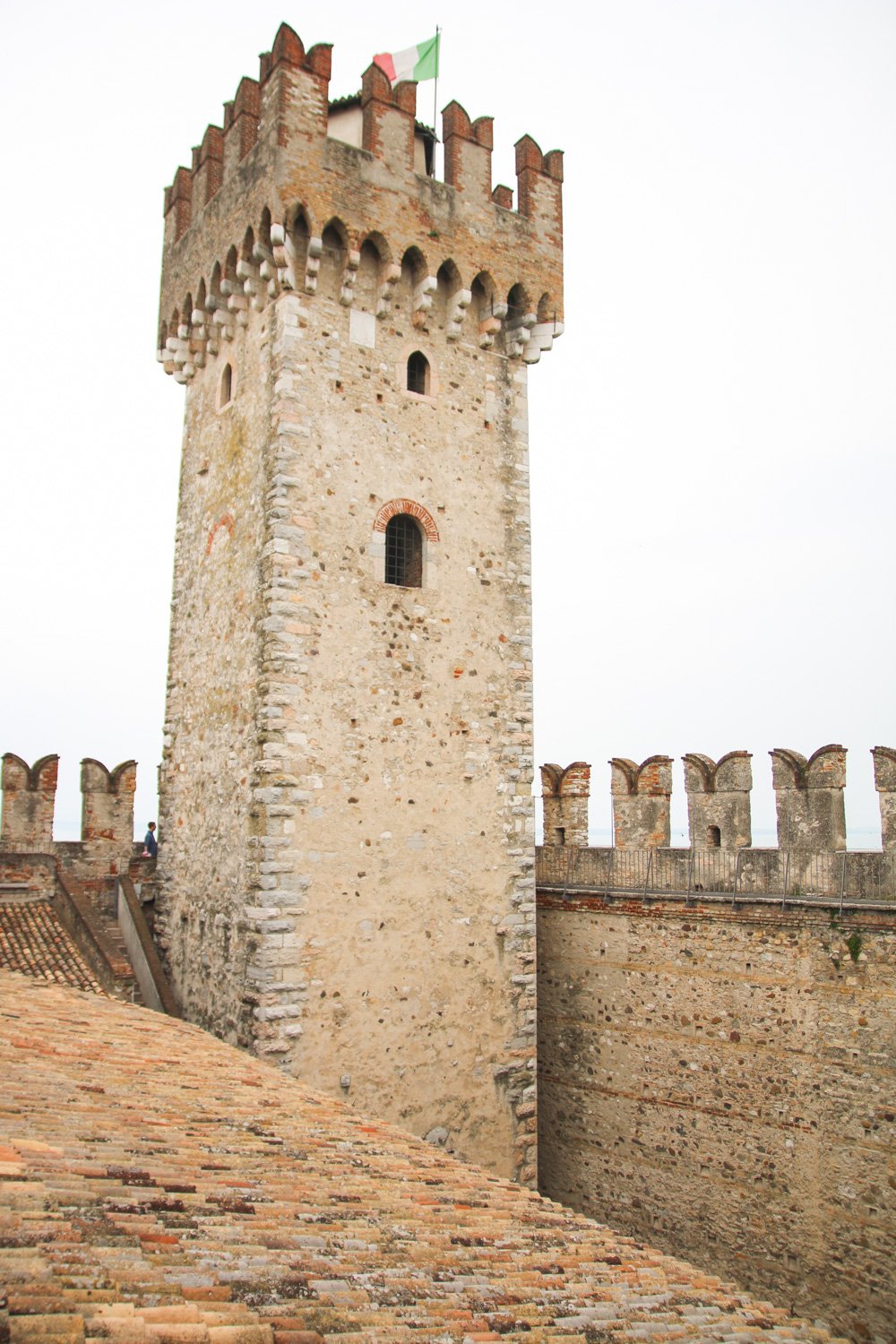 Scaliger castle, Sirmione, Lake Garda