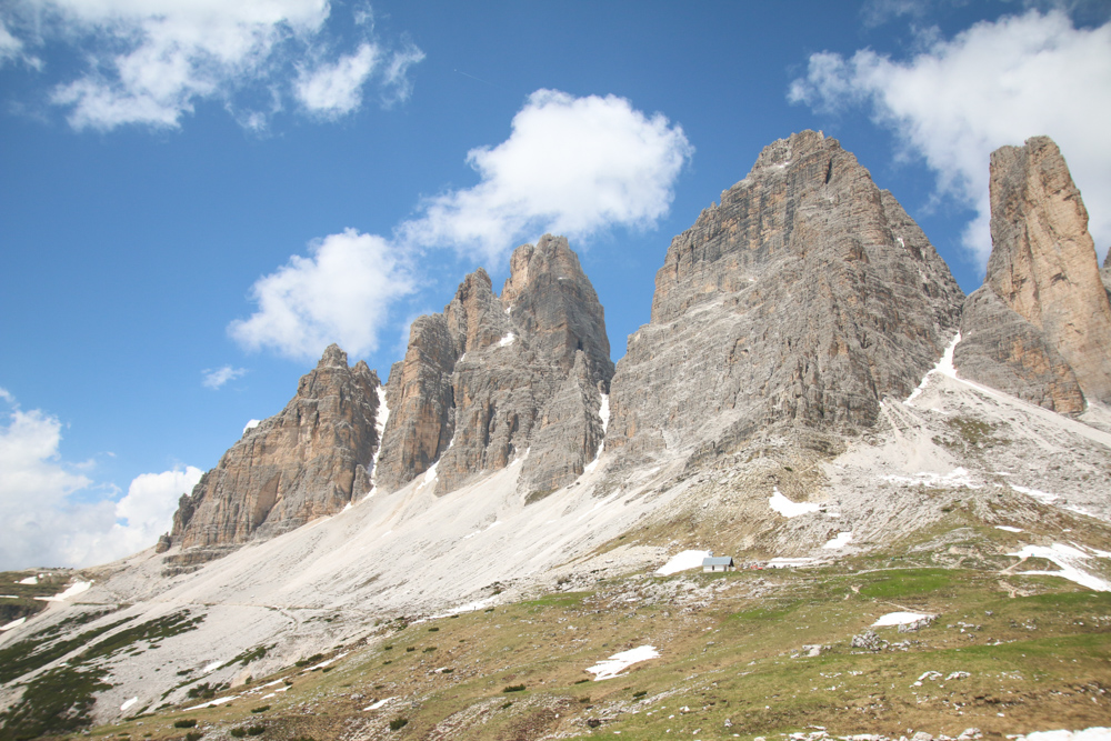 Tre Cime di Lavaredo in The Dolomites