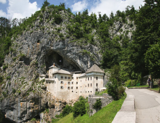 Predjama Cave Slovenia