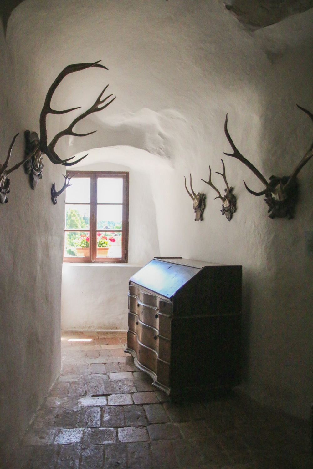 Predjama Castle Interior