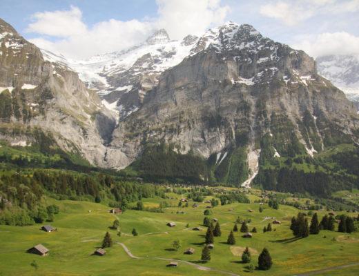 Grindelwald First, Interlaken