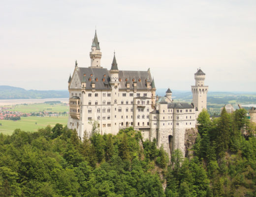 A Guide to Visiting the Fairytale Neuschwanstein Castle, Germany, Marienbrucke Bridge