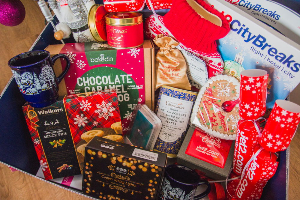Jet2 Christmas Hamper