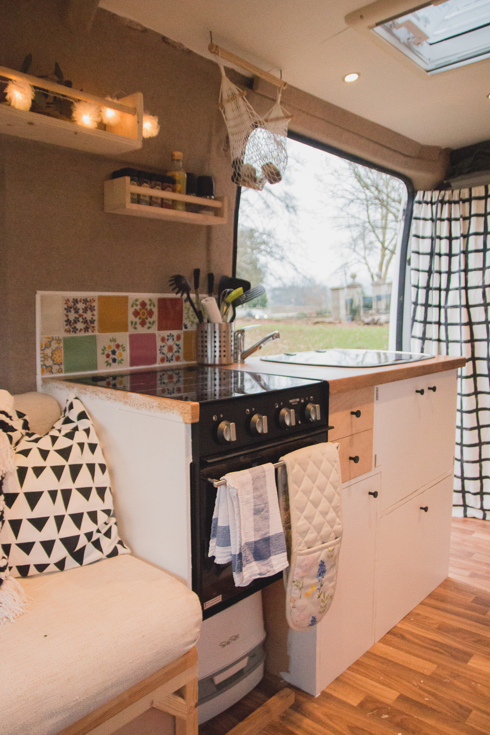 Adventures in a Camper - Van Conversion