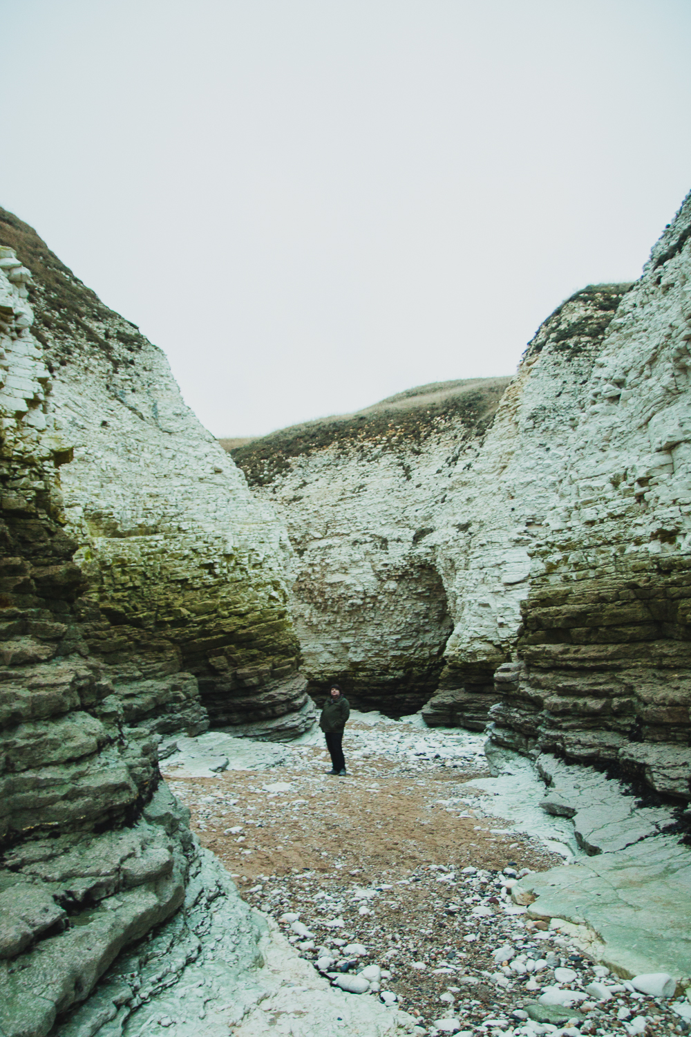 Flamborough Head Beaches, Yorkshire