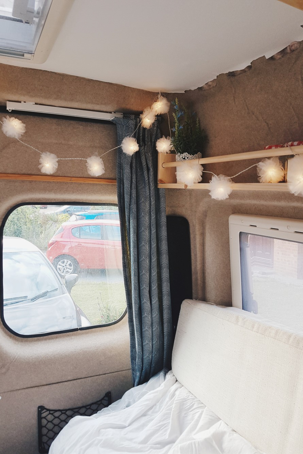 Van Conversion Update