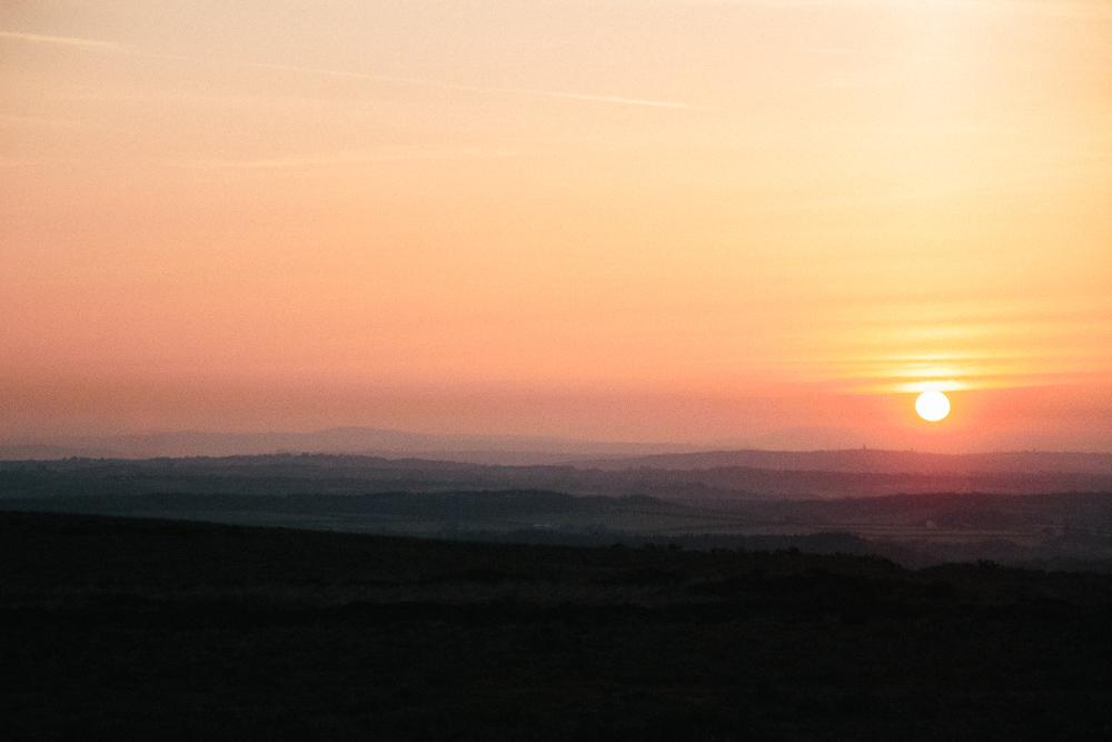 Sunrise Near Port Eynon, Gower Peninsula