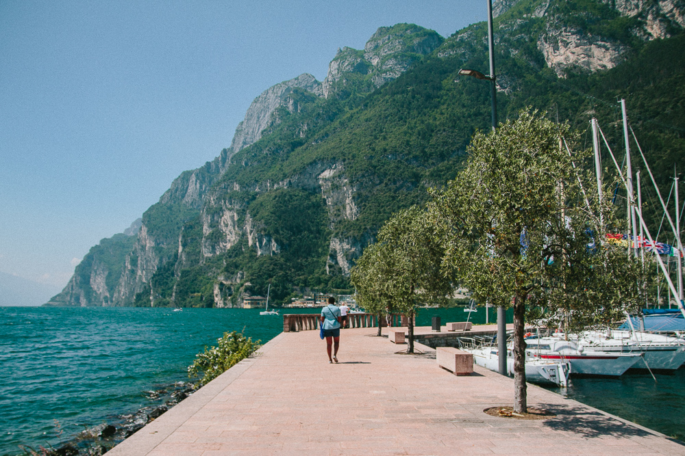 Marina at Riva Del Garda