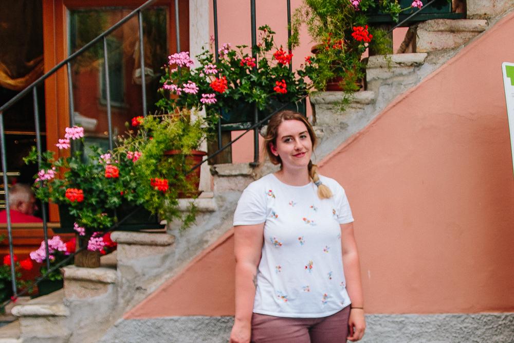April Everyday in Limone, Lake Garda