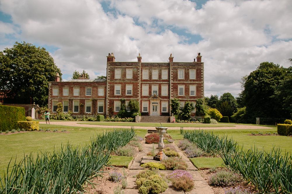The Gardens at Gunby Estate