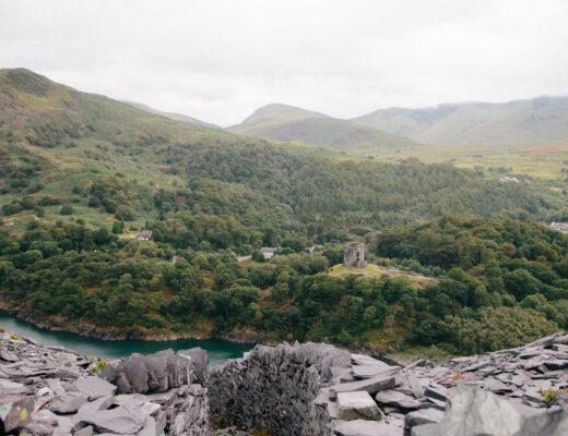 Snowdonia Llanberis Quarry Hike