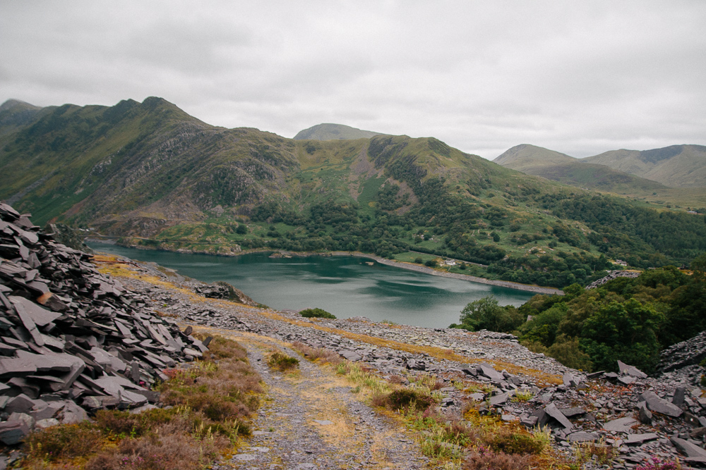Snowdonia Llanberis Quarry Hike