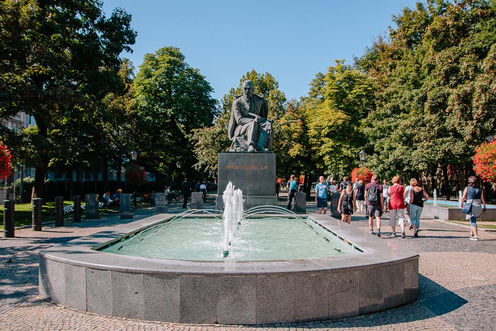 Hviezdoslavovo námestie