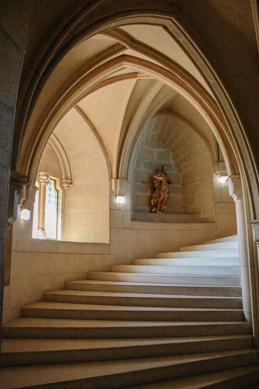 Bojnice Castle Interior in Slovakia