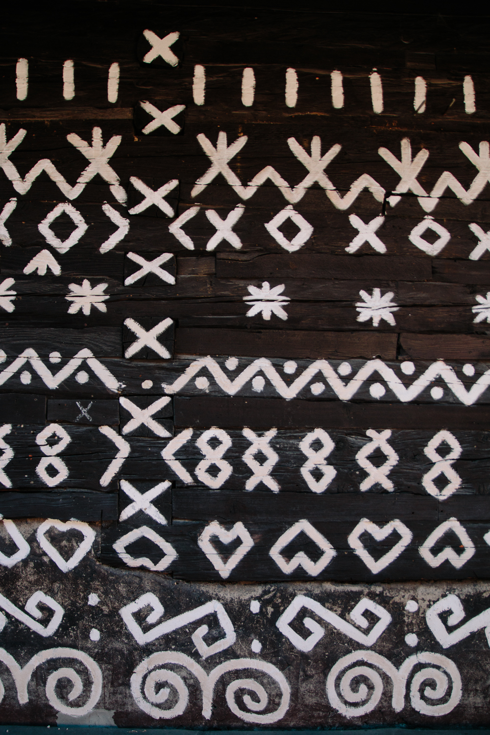 Traditional Slovak Patterns in CIcmany