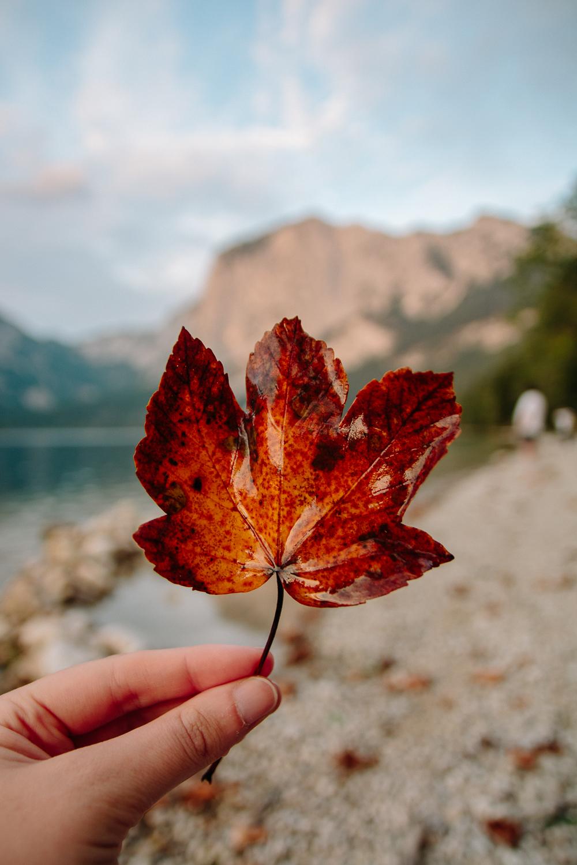 Altausee Lake, Austria