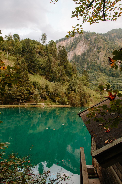 Klammsee Lake, Austria