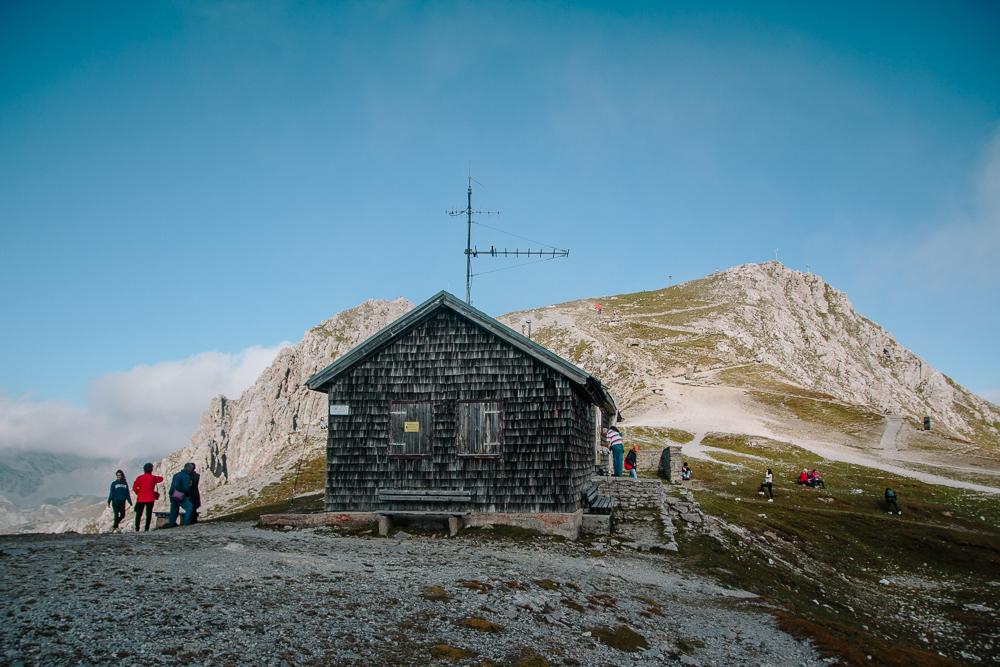 Nordkette Mountains Innsbruck