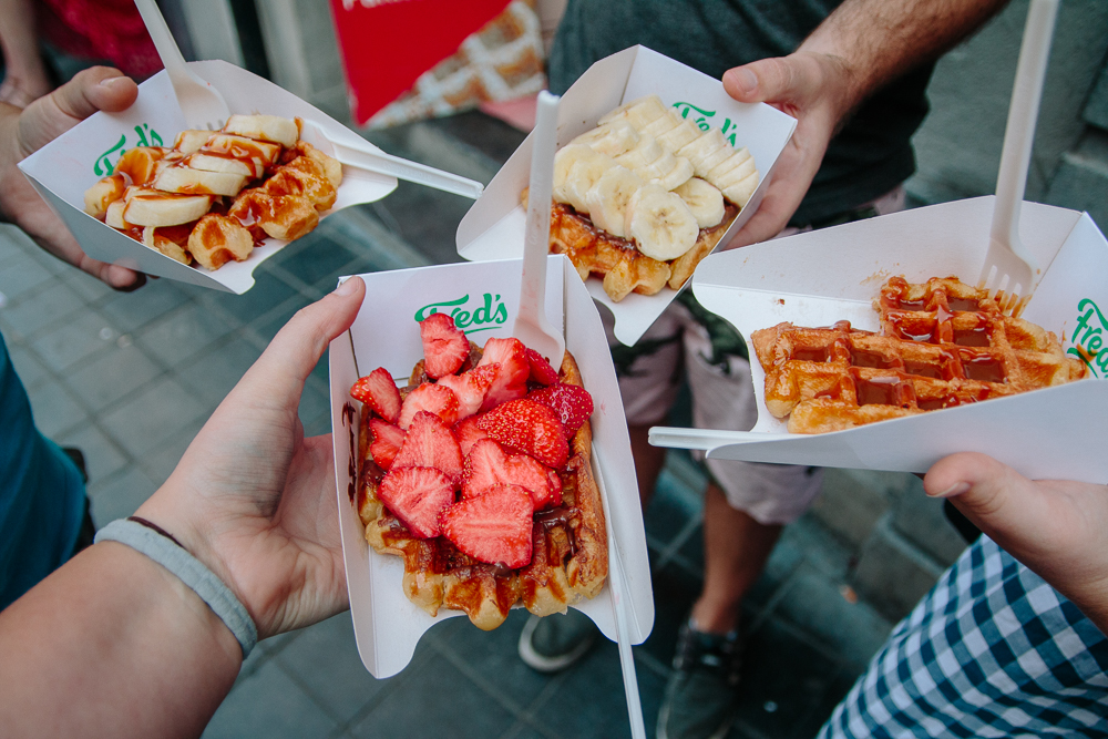 Freds Waffles Bruges