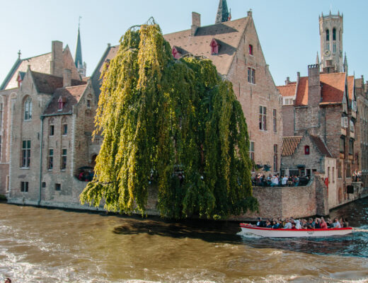 Bruges Famous Viewpoint