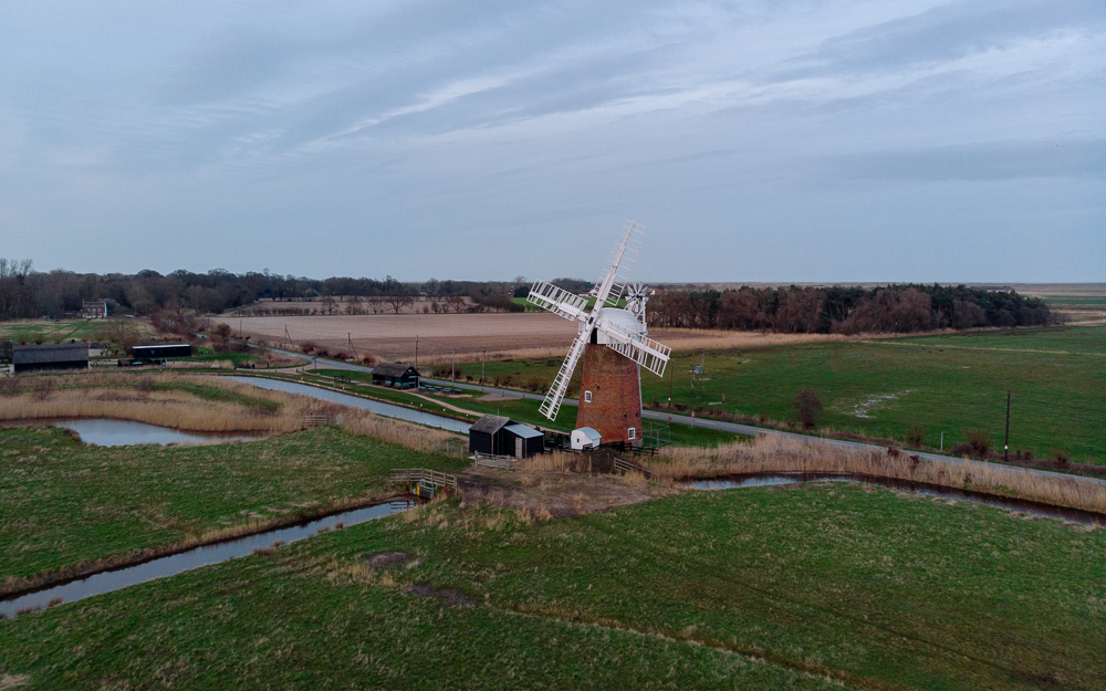 Horsey Windpump Norfolk