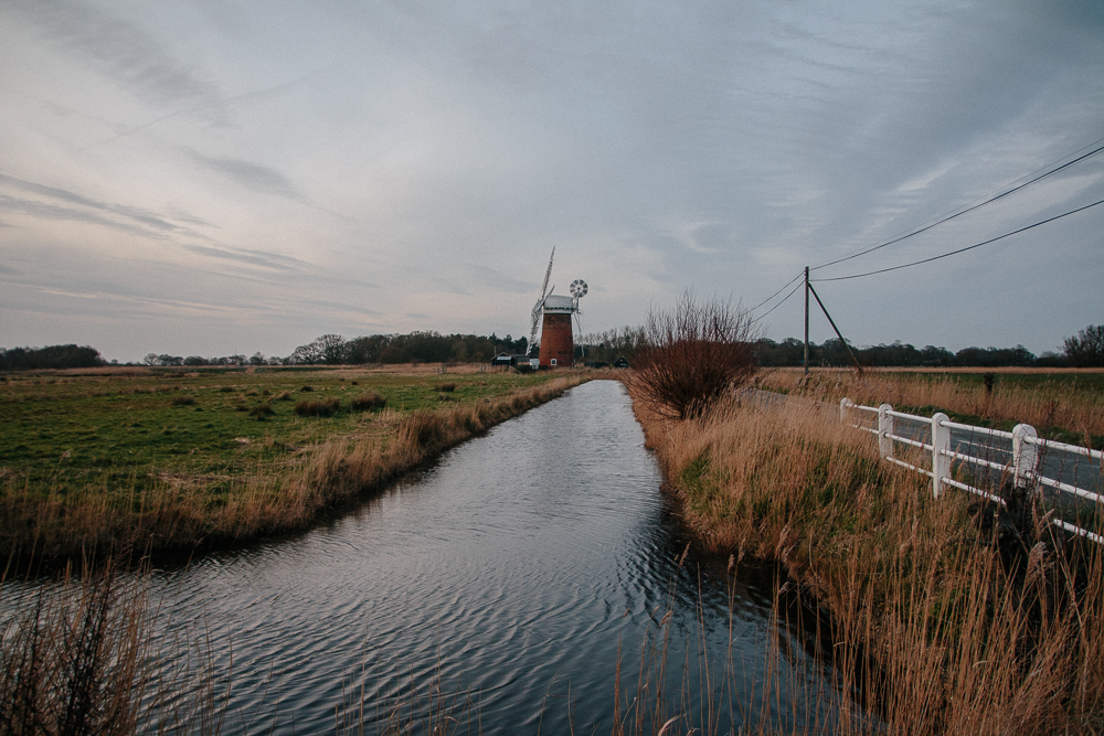 Horsey Windpump Norfolk