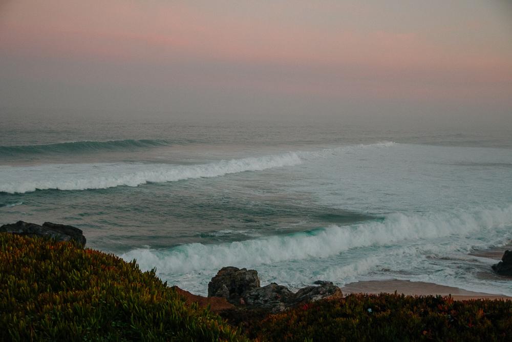 Silves beach at Sunrise