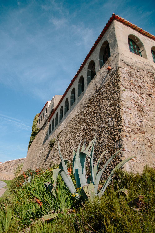 Castle at Vila Nova de Milfontes