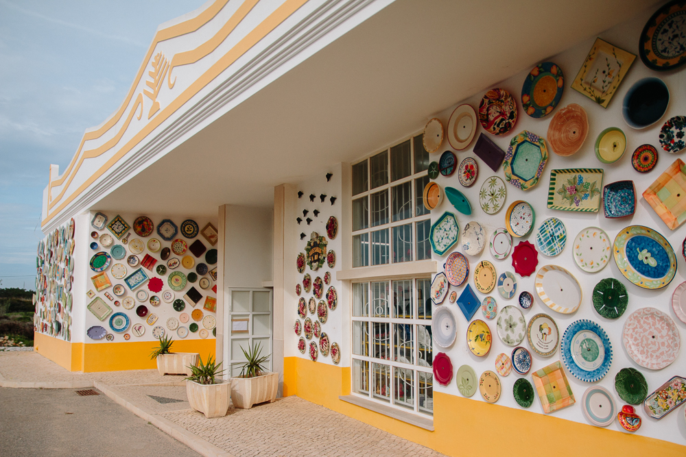 Sagres Pottery Shop