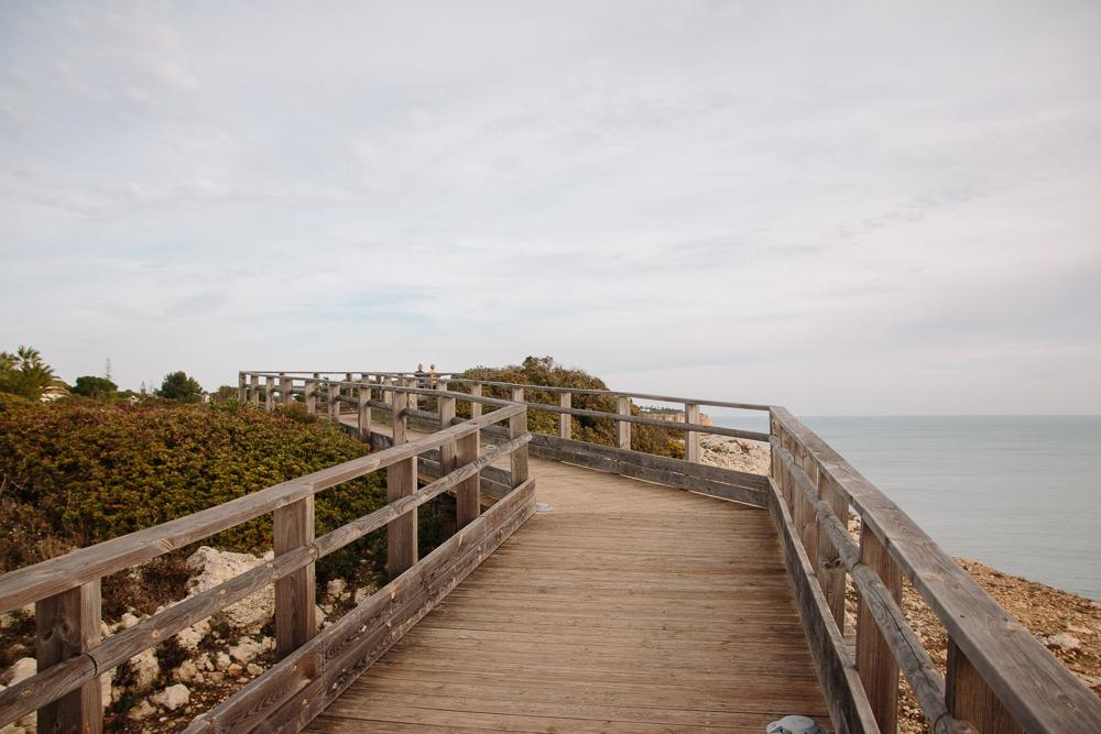 Carvoeiro Boardwalk