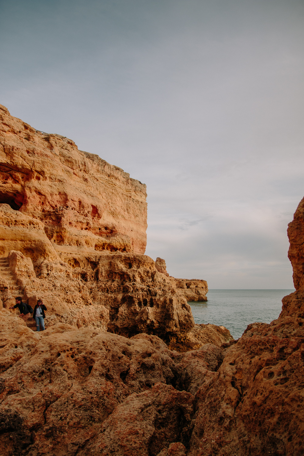Carvoeiro Caves and Rock Formations